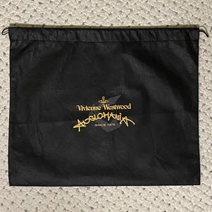 VIVIENNE WESTWOOD Purse Dust Bag Anglomania NEW 17